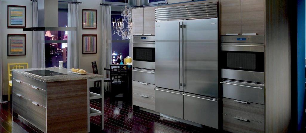 sub zero kitchen