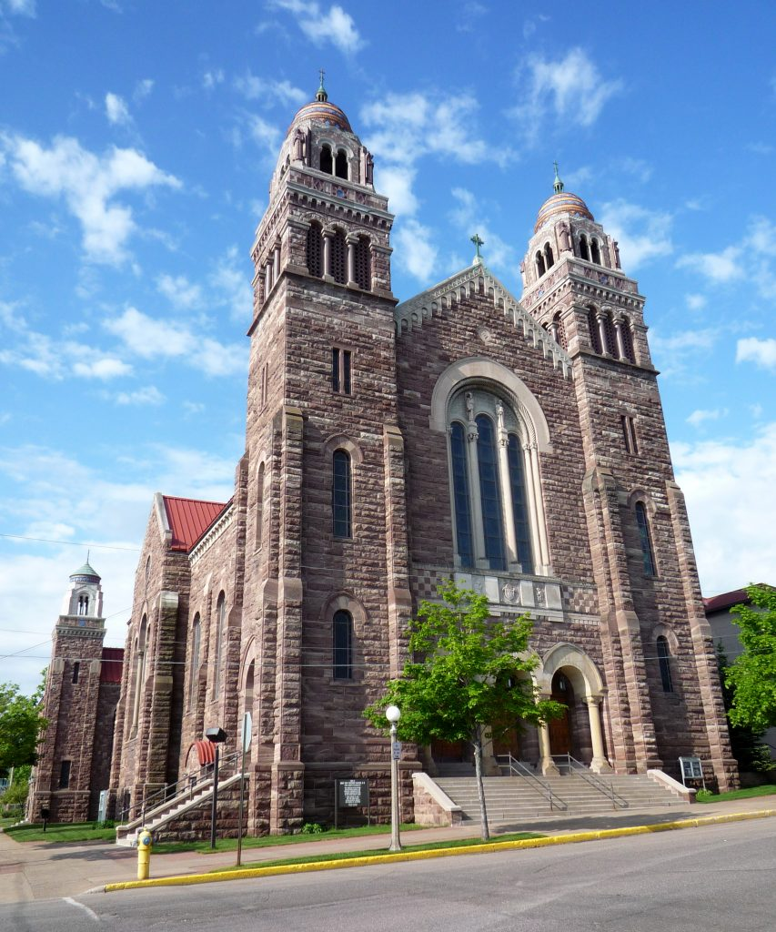 st. peter cathedral marquette michigan