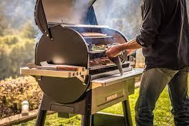 Wood Fire Pellet Grill